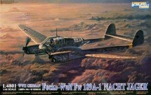 Great Wall Hobby L4801 Focke Wulf Fw-189 A-1 Night Fighter (1:48)