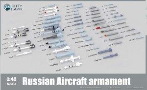 Kitty Hawk 80151 Russian Aircraft Armament 1:48