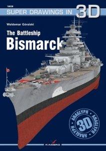 Kagero 16028 The Battleship Bismarck EN