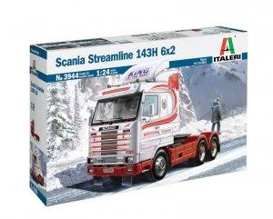 Italeri 3944  Scania Streamline 143H 6x2 1/24