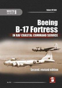 MMP Books 81548 Boeing B-17 Fortress: In RAF Coastal Command Service EN