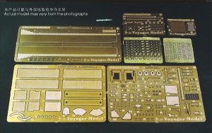 Voyager Model PE35042 Sd.Kfz.265 PE Update Set for Dragon 1/35