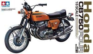 Tamiya 16001 Honda CB750 Four 1/6