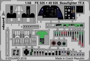 Eduard FE926 Beaufighter TF. X REVELL 1/48