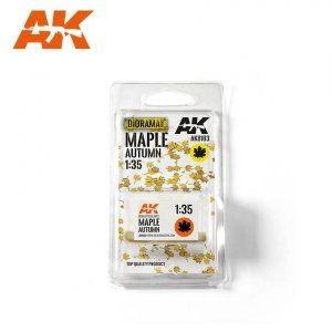 AK Interactive AK 8103 MAPLE AUTUMN (TOP QUALITY) 1/35