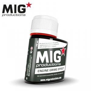 Mig Productions P701 ENGINE GRIME EFFECT (75ML)