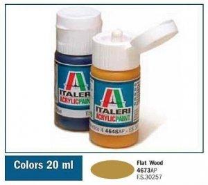Italeri 4673 FLAT WOOD 20ml