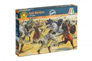Italeri 6055 ARAB WARRIORS (1:72)