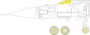 Eduard CX597 MiG-25PD for ICM 1/72