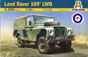 Italeri 6508 Land Rover 109 LWB (1:35)