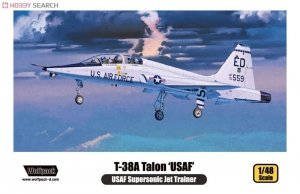 Wolfpack WP10001 T-38A Talon USAF 1/48