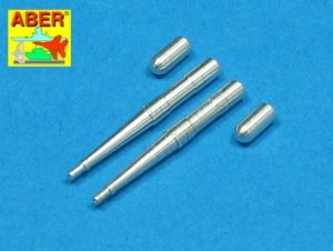 Aber A48 022 Set of two barrels for Hispano 20mm machine cannons for British fighter Spitfire (1:48)