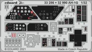 Eduard 33286 AH-1G ICM 1/32
