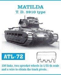 Friulmodel 1:35 ATL-72 MATILDA T. D. 5910 type