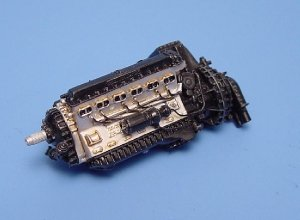 Aires 4069 U. S./GB In-line Engine V-1650 1/48 Other
