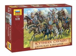 Zvezda 8069 Scythian Cavalry 1/72
