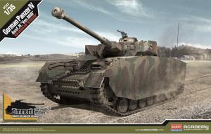 Academy 13516 Pz.Kpfw. IV Ausf.H Mid Version 1/35