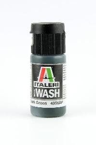 Italeri 4956 Model Wash: DARK GREEN 20ml