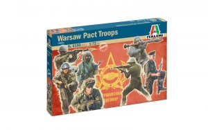 Italeri 6190 WARSAW PACT TROOPS 1980s 1/72