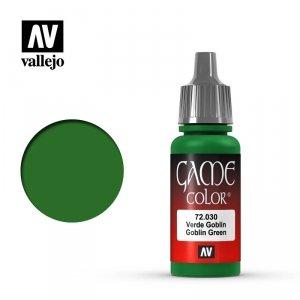 Vallejo 72030 Goblin Green 17 ml