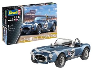 Revell 07669 '62 Shelby Cobra 289 1/25