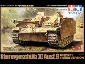 Tamiya 32540 German Sturmgeschutz III Ausf.G