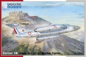 Special Hobby 72412 S. O. 4050 Vautour II 'Armée de l' Air All Weather Fighter' 1/72