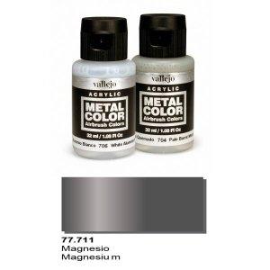 Vallejo 77711 Metal Color- Magnesium 32ml