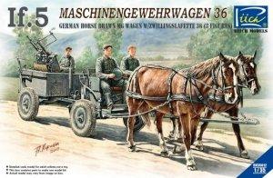 Riich Model RV35012 IF.5 Maschinengewehrwagen 36