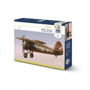 Arma Hobby 40002 PZL P.11c Model Kit 1/48