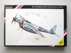 Special Hobby 72046 DH. 103 Hornet Mk.I/III 1/72