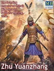 Master Box 24059 China War Series Zhu Yuanzhang, the founding emperor of China's Ming dynasty 1/24
