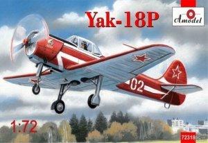 A-Model 72318 Yak-18P 1:72