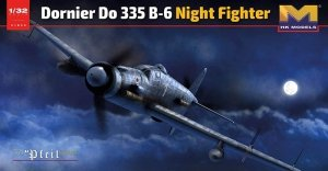 HK Models 01E021 Dornier Do 335 B-6 Nightfighter 1:32