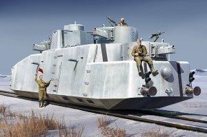 Hobby Boss 85516 Soviet MBV-2 (Late KT-28 Gun) 1:35