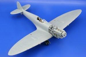 Eduard 32249 Spitfire Mk.IX exterior TAMIYA 1/32