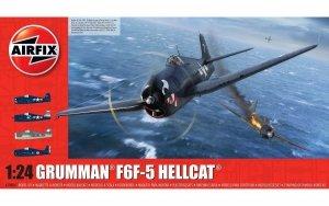 Airfix 19004 Grumman F6F-5 Hellcat 1/24