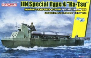 Dragon 6849 IJN Special Type 4 Ka-Tsu 1/35