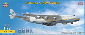 Modelsvit 7206 Antonov An-225 'Mriya' 1/72