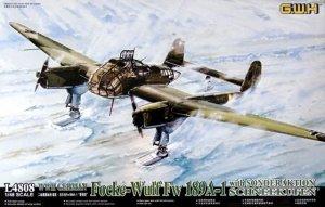 Great Wall Hobby L4808 Focke-Wulf Fw 189A-1 1/48