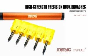 Meng Model MTS-032 High-strength Precision Hook Broaches