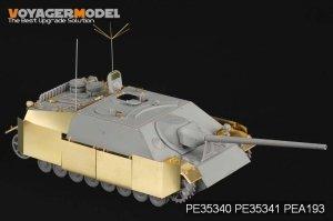 Voyager Model PEA193 WWII German Jagdpanzer IV Schurzen (For DRAGON /TAMIYA) 1/35