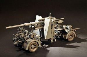 I Love Kit 61701 German Flak 36 88MM Anti-Aircraft Gun 1/18