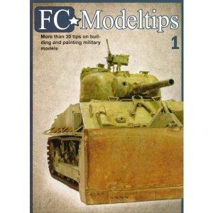 Vallejo 75006 Książka FC model Tips - Collada - ENGLISH
