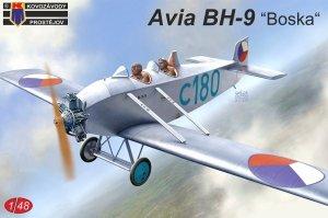 """Kovozavody Prostejov KPM4818 Avia BH-9 """"Boska"""" 1/48"""
