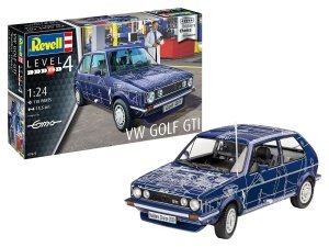 Revell 07673 VW Golf GTI Builders Choice 1/24