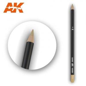 AK Interactive AK 10009 Watercolor Pencil SAND