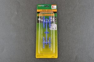 Trumpeter 09984 Holding / Guide pin for silicone mold-S(Blue)