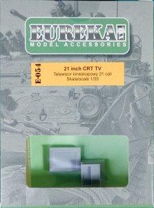 Eureka XXL E-054 Telewizor kineskopowy 21 cali  1/35