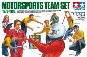 Tamiya 20063 Motosport Team 1970-1985 (1:20)